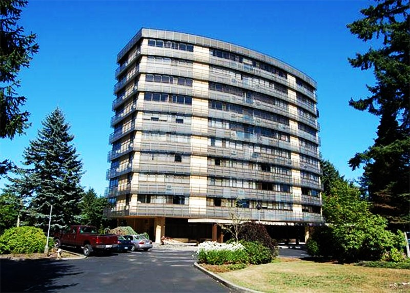Evergreen Park Building