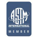 2) Logo ASTM Member
