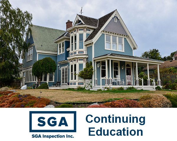 SGA continuing education