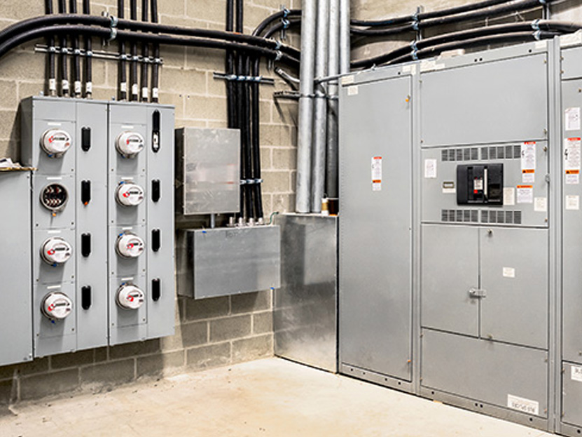 Commercial Electronical Material Panels